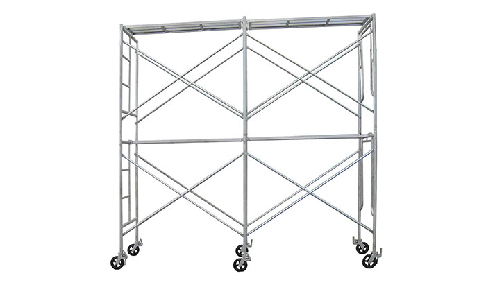 Scaffolding erection specifications have?